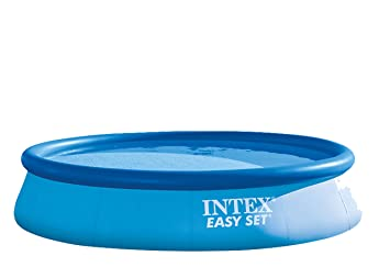Intex 28130NP Easy Set Pool Ohne Filterpumpe, 366 X 76 Cm