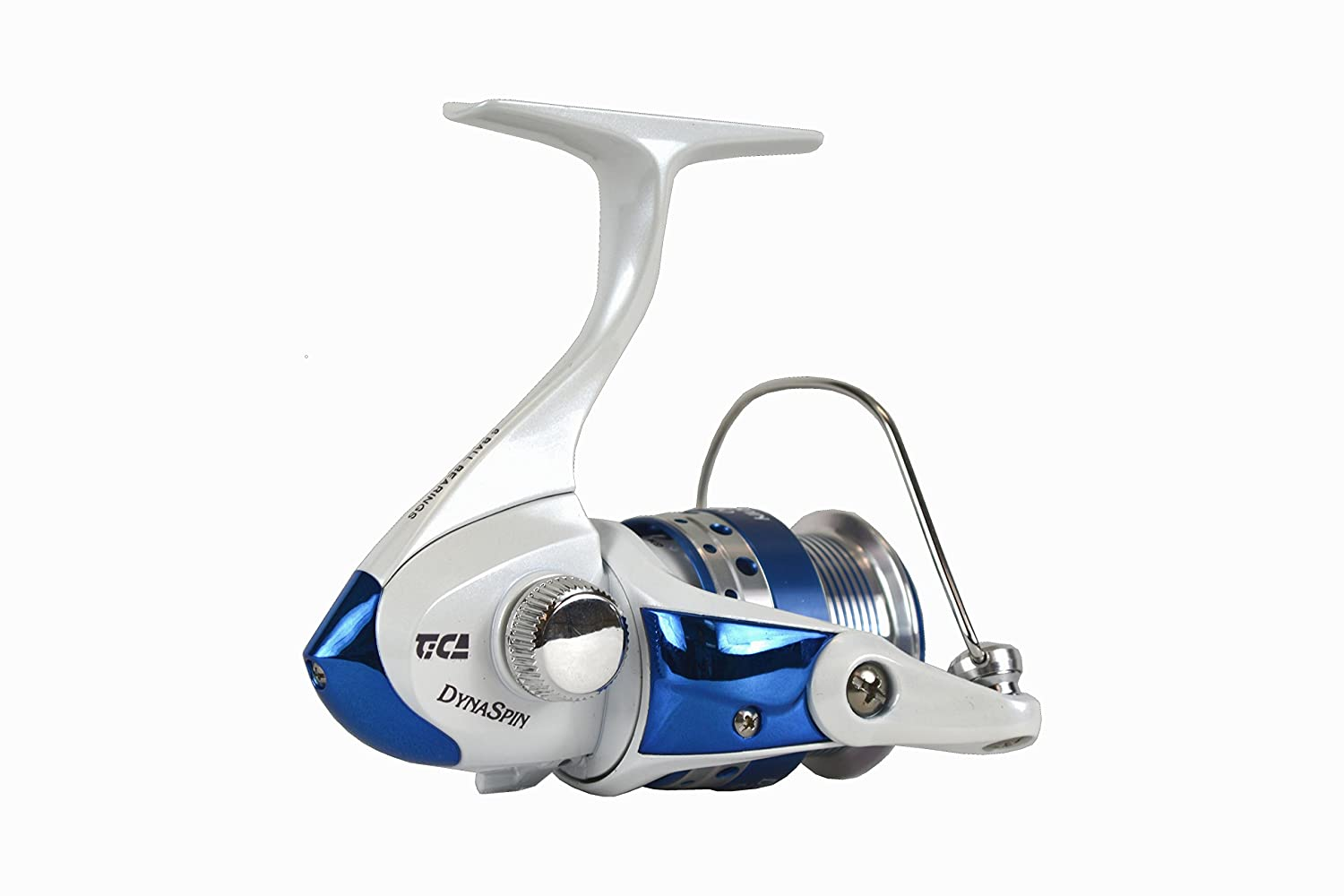 TICA GH Series DynaSpin Series Spinning Reel 6 Ball Bearings