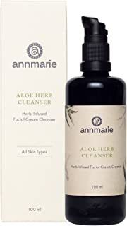 product image for Annmarie Skin Care Aloe-Herb Facial Cleanser - Gentle Cleanser with Aloe Vera, Coconut Oil + Calendula, Suitable for All Skin Types (100 Milliliters, 3.4 Fluid Ounces)