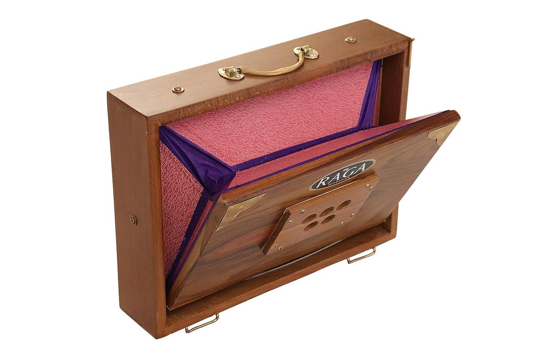 Shruti Box Raga Mini, modelo profesional, madera KAIL ...