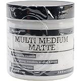 Ranger Multi Medium - Gel acrílico multiusos (tarro de 118,3 ml, acabado mate)