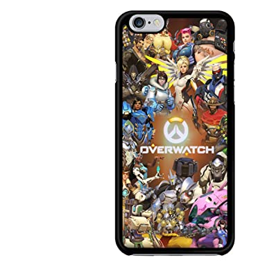 size 40 4ca2b b2cb5 Overwatch 2 Case iPhone 6 and 6S: Amazon.co.uk: Electronics