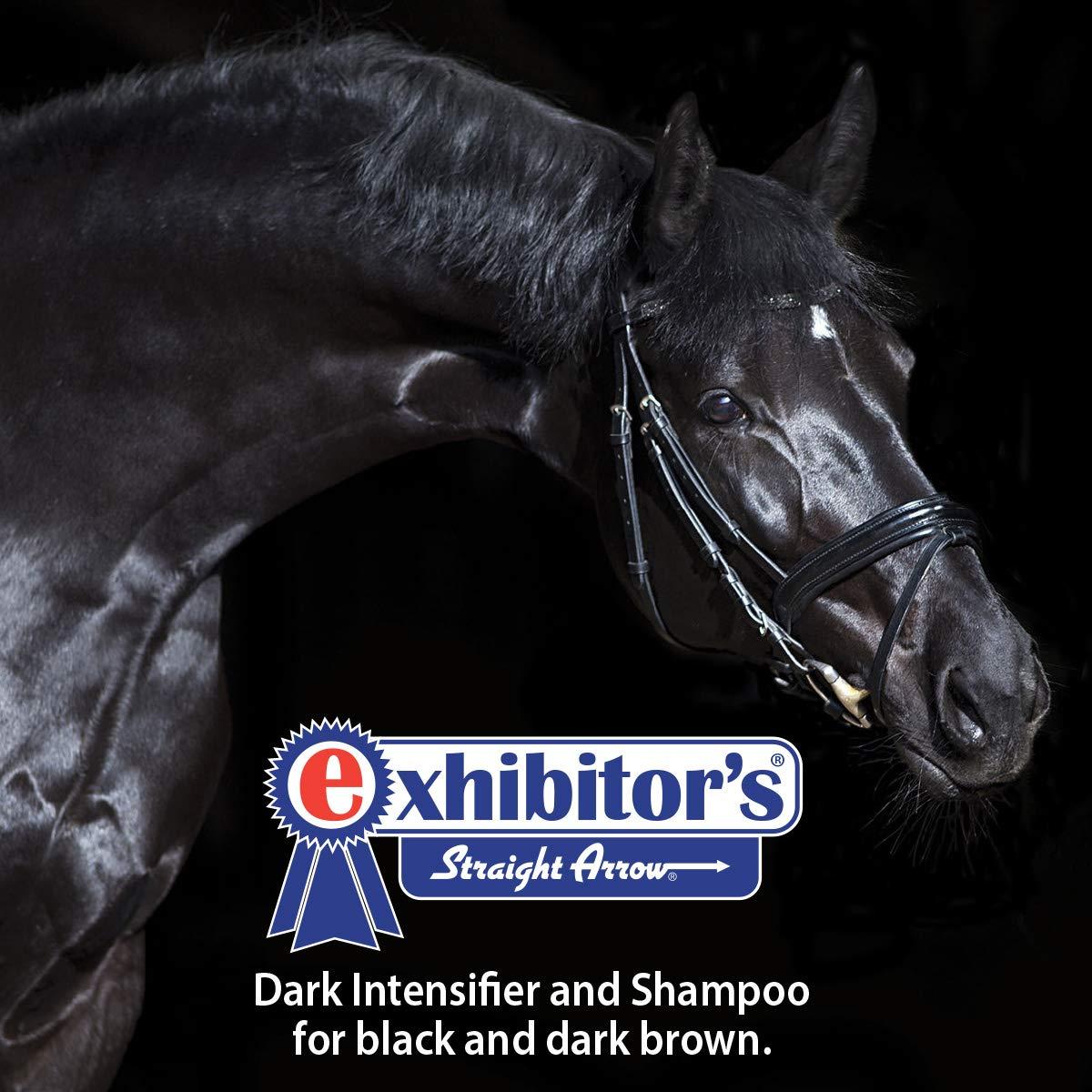 exhibitor's Quic Shampoo Quic Conditioner Plus Color Intensifiers (Quic Black Set) by exhibitor's (Image #4)