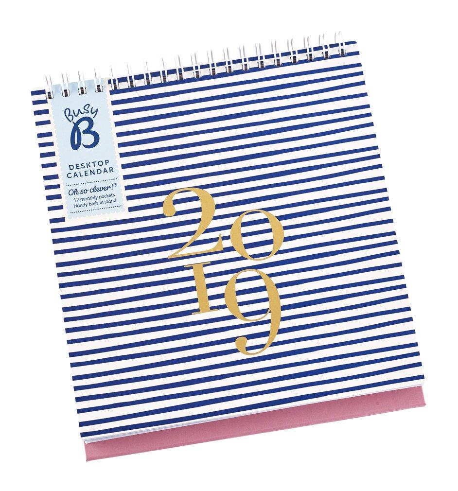 Busy B - Calendario da tavolo 2019 7864