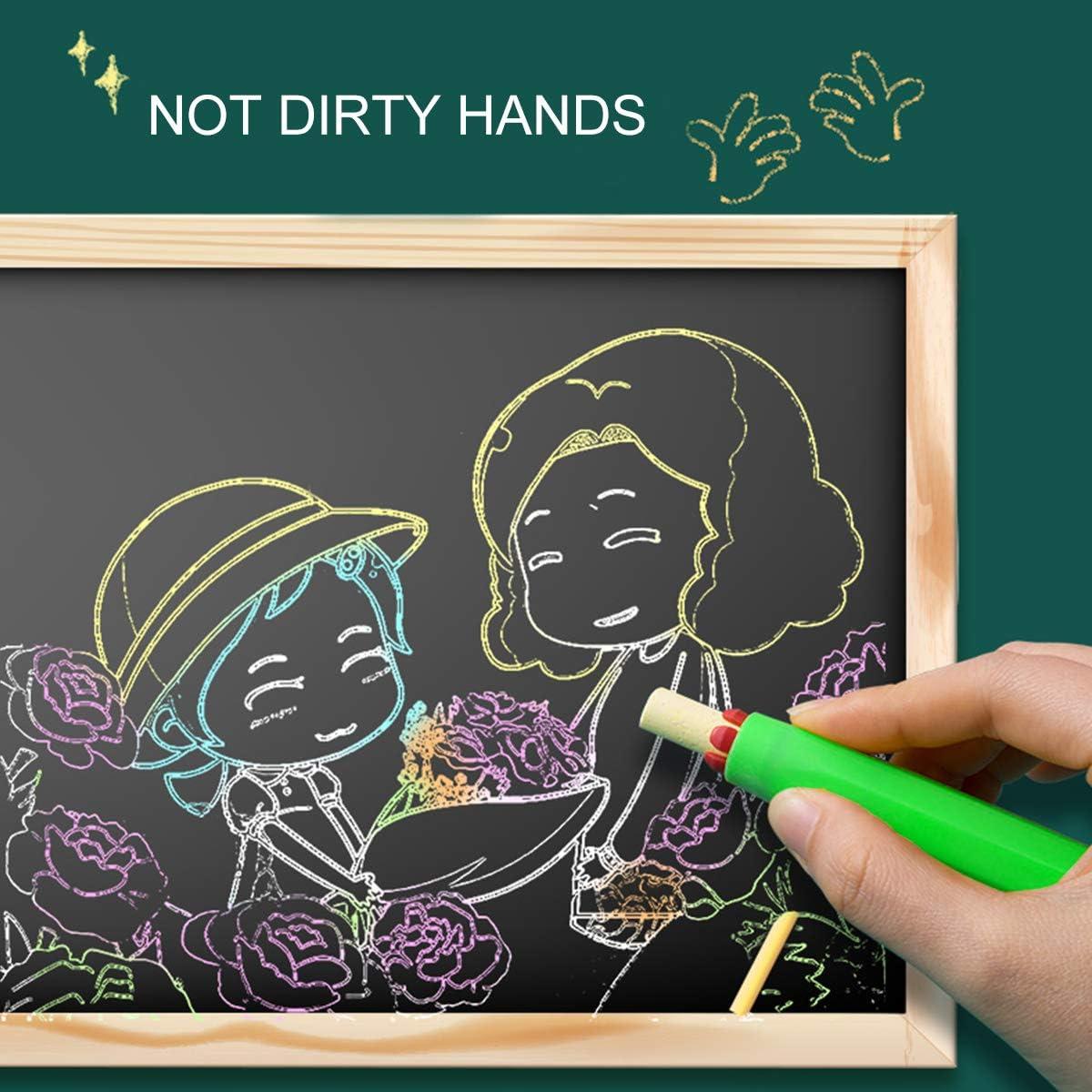 12 Piece Jumbo Pavement Washable Sidewalk Chalk Coloured Chalk Free Mobile Eraser Ylinova Kids Drawing Chalks Fun Art Game