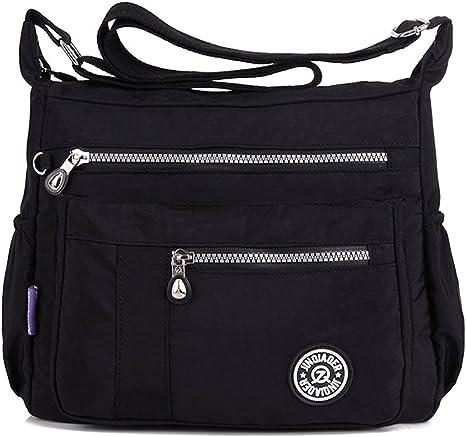 Women/'s Lady Waterproof Shoulder Hobo Tote Messenger Cross Body Bags Handbag New