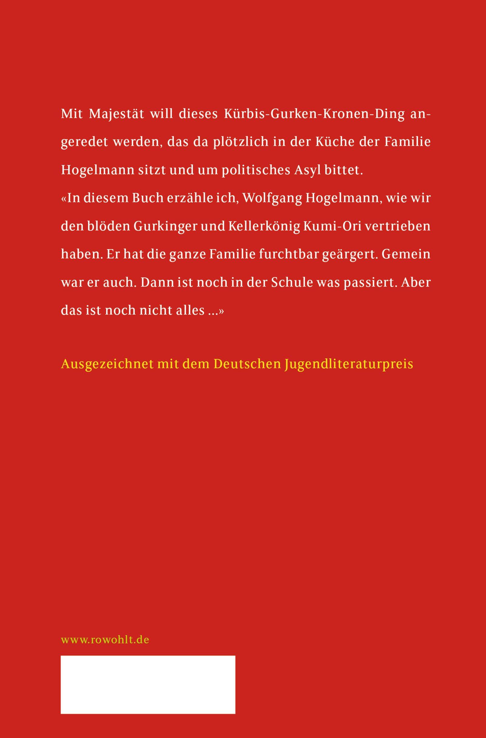 Wir pfeifen auf den Gurkenkönig von Christine Nöstlinger. Eine Buchanalyse (German Edition)