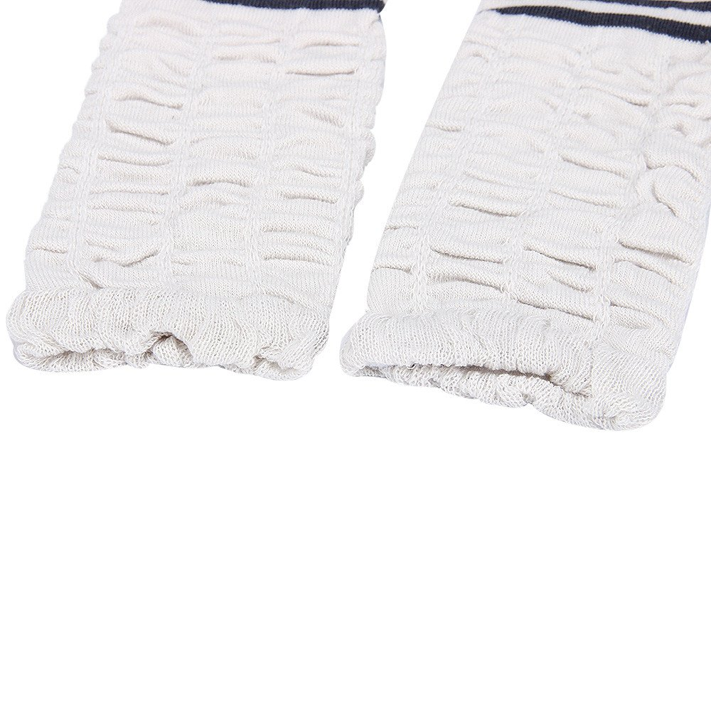 deesee (TM) bebé niña arco iris rodilleras Calcetines calentador de pierna cubierta de arranque Mantener caliente calcetines (color blanco): Amazon.es: Ropa ...