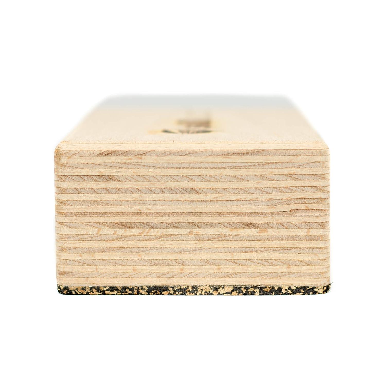 Raw Edition/ /Mano Stand bloques de madera haya FSC skillworx mano Stand Blocks