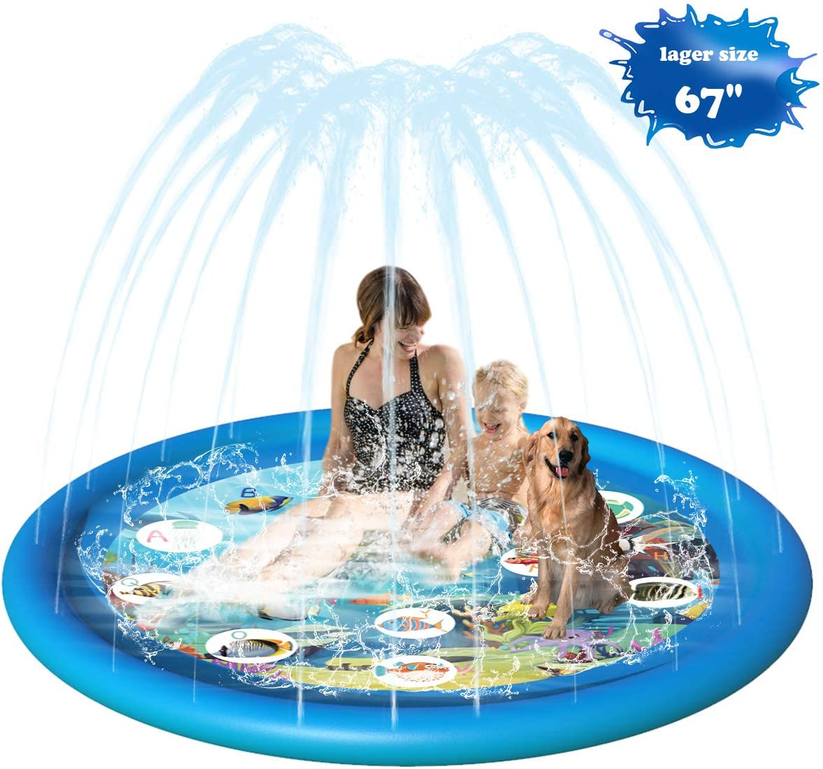 Amazon Coupon Code for Sprinkler for Kids
