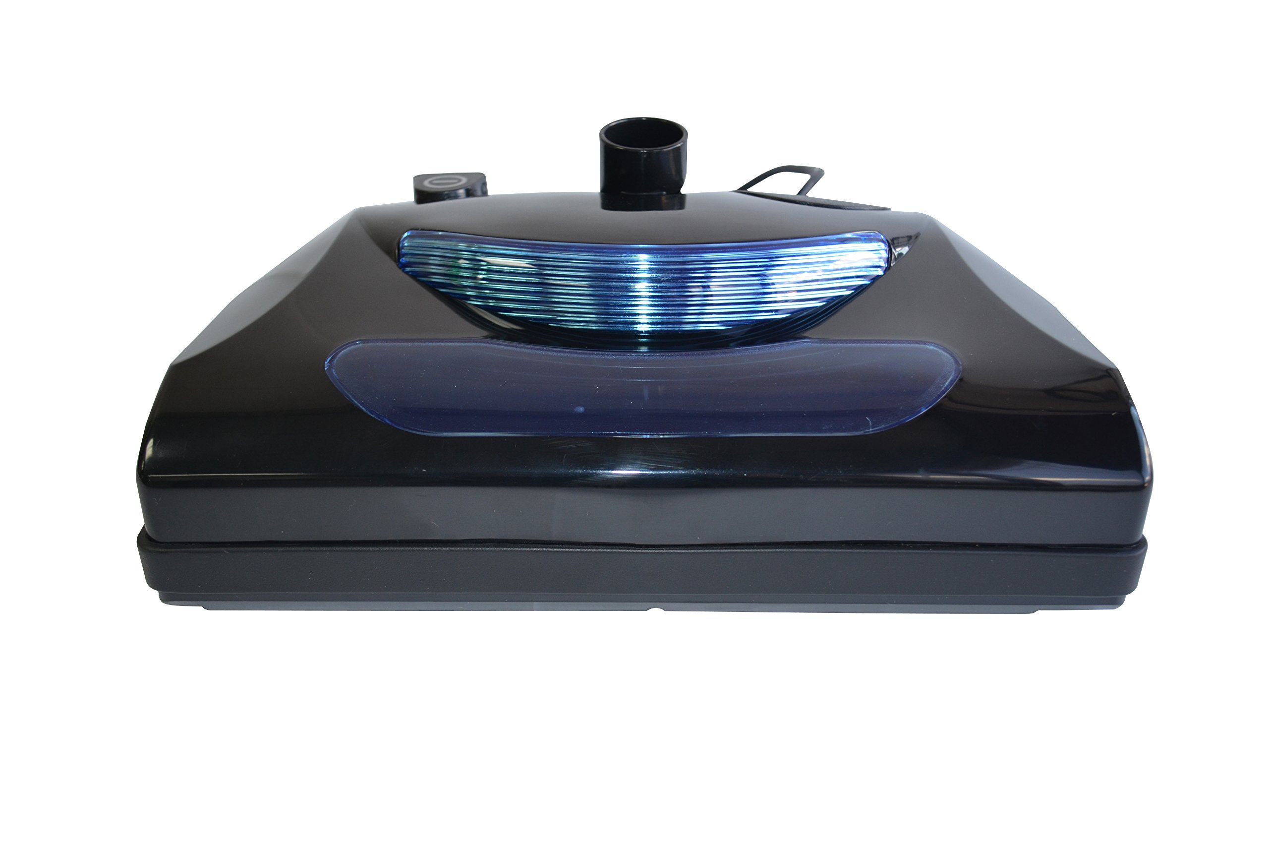 ZVac EX Central Vacuum Powerhead With Metal Roller & Geared Belt System. ZVac Generic Powerhead Fits: Nutone, Beam & More!