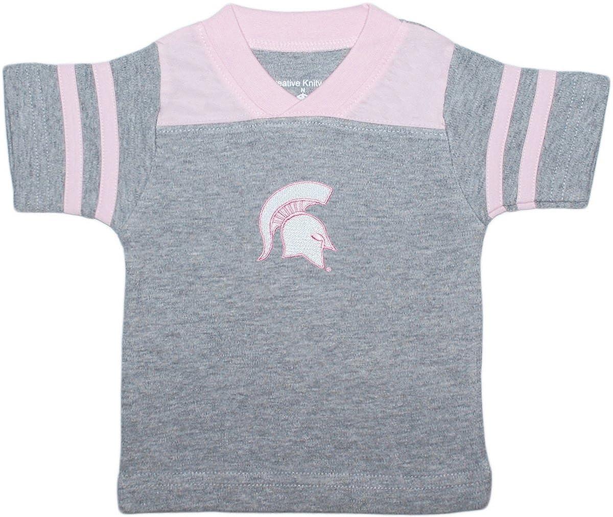 Michigan State University Spartans Baby Sport Shirt