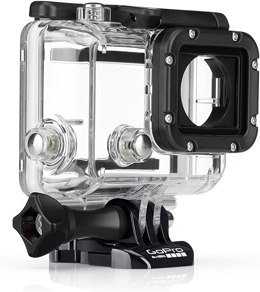GoPro AHDEH-301 Dive Housing Bundle with Cover and Accessories, 197 feet (GoPro Official Accessory)