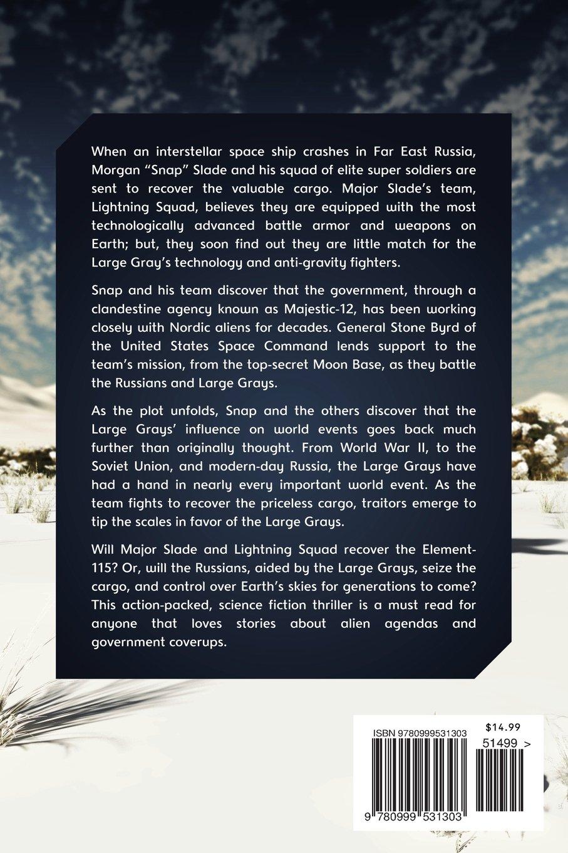 Lost in Magadan: Extraterrestrials on Earth: William Lee