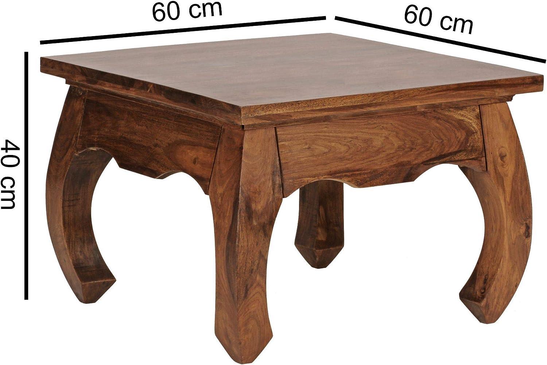 Unbekannt Tisch Opiumtisch Rustikal Beistelltisch