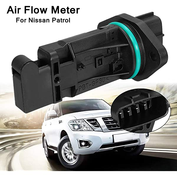 air flow meter afm for Nissan Patrol ZD30DDTI ZDD30DI GU 3.0 00-04 22680-AD21A