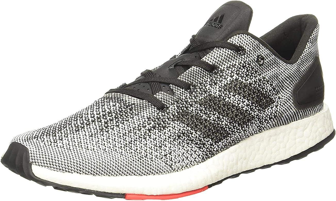 adidas Pureboost DPR, Zapatillas de Running para Hombre, Negro (Core Black/FTWR White), 40 2/3 EU: Amazon.es: Zapatos y complementos