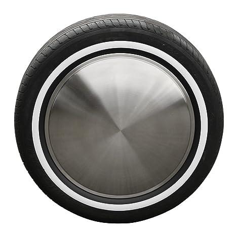 Universal passende Tapacubos (1 pieza) 15 pulgadas – Moon Caps para furgonetas y automóviles