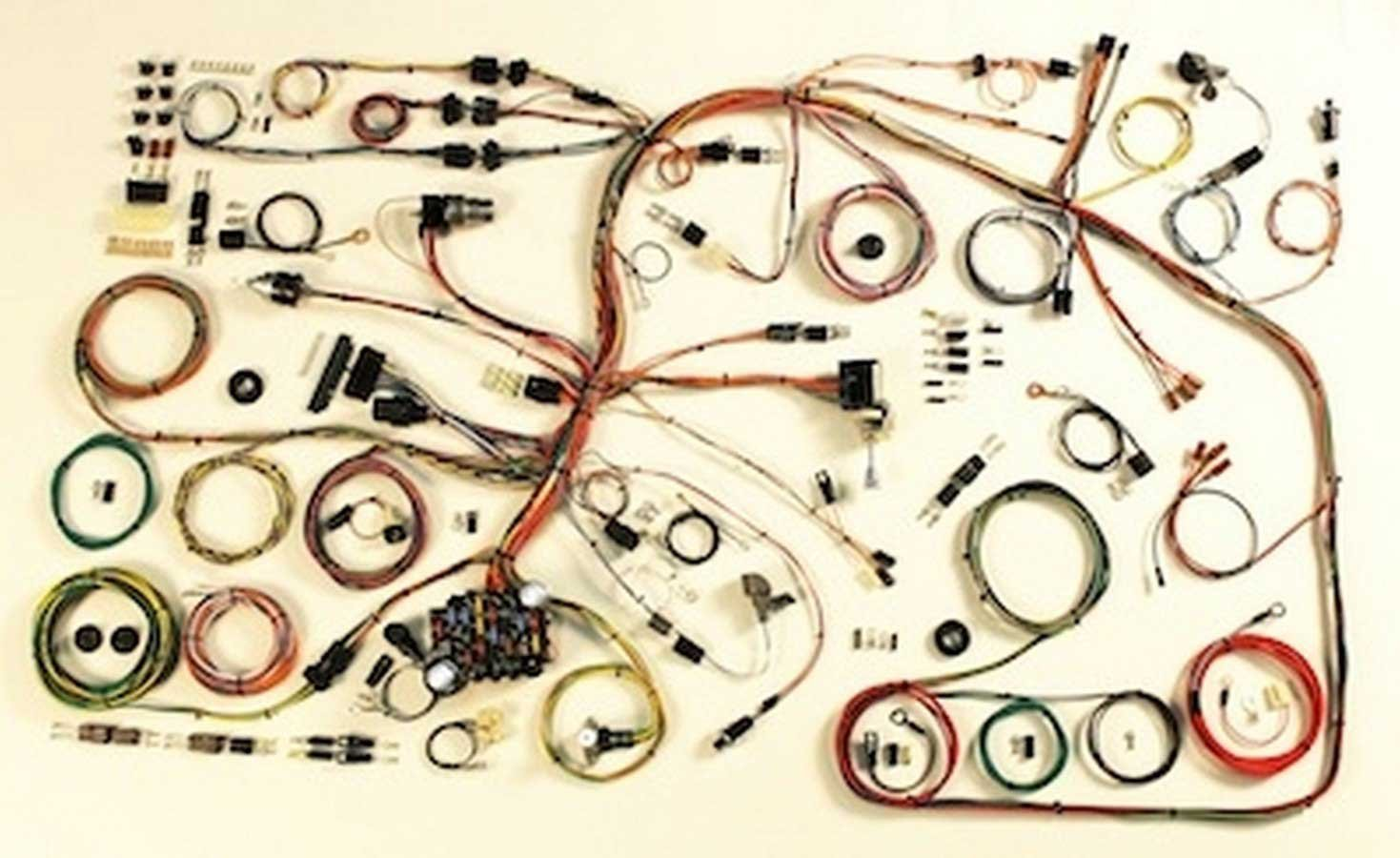 American Autowire 510368 Wiring Kit by American Autowire