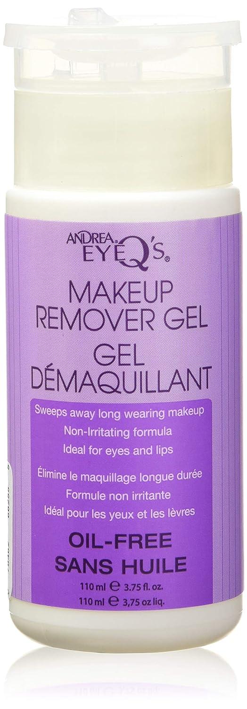 Andrea Eye Q's Makeup Remover Gel 110 Milliliters Andrea Eye Q' s 66255