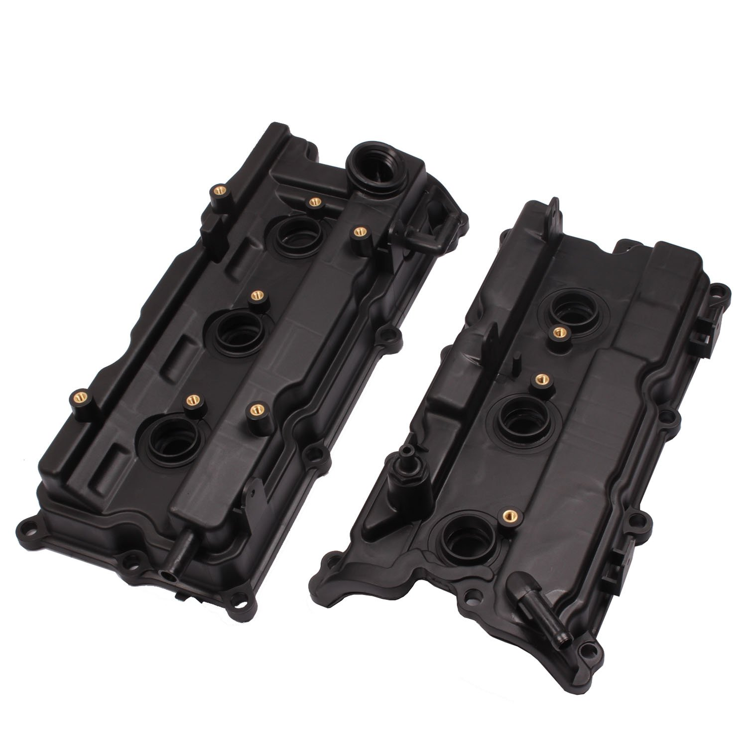 BETOOLL HW8037 Valve Cover & Gasket RIGHT & LEFT for 02-07 I35 Altima Maxima Murano 3.5L VQ35DE