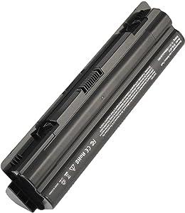 AC Doctor INC Laptop Battery for DELL XPS 14,XPS L401X P12G P12G001,XPS 15,XPS L501X,XPS L502X P11F P11F001 P11F003,XPS 17,XPS L701X P09E,XPS L702X 11.1V 7800mAh Black