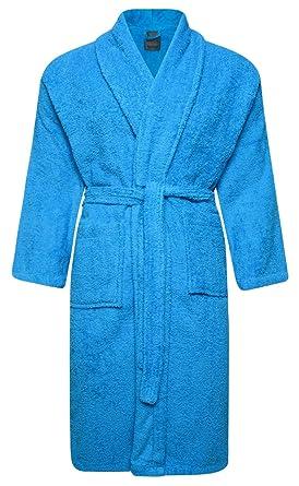 29bc5a67997be Adore Home Peignoir De Bain à Col Châle 100% Coton, en Tissu Éponge:  Amazon.fr: Vêtements et accessoires