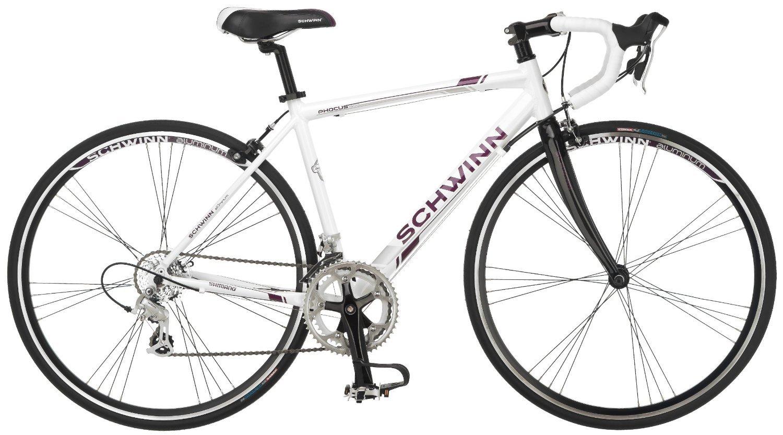 Schwinn シュウィン ウーマンズ PHOCUS 1600 700C ドロップバー ロードバイク ホワイト 16インチ【並行輸入品】+NONOKUROオリジナルグッズ B00L827RX2