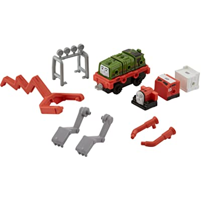 Thomas & Friends Fisher-Price Adventures, Train Maker Monster Pack: Toys & Games