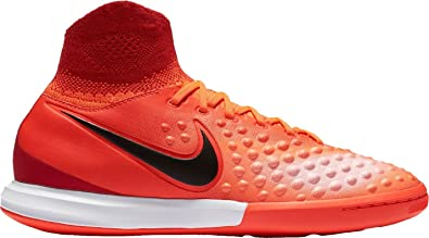 quality design d8935 0161b Nike Unisex-Kinder Jr Magistax Proximo Ii Df Ic Fußballschuhe, Orange  (Total Crimson