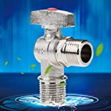 DN15 One-Way Angle Stop Valve, Multifunctional