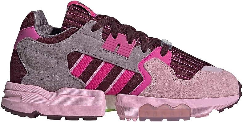 Zapatillas de Mujer ADIDAS ZX Torsion en Tejido Rosa EF4372