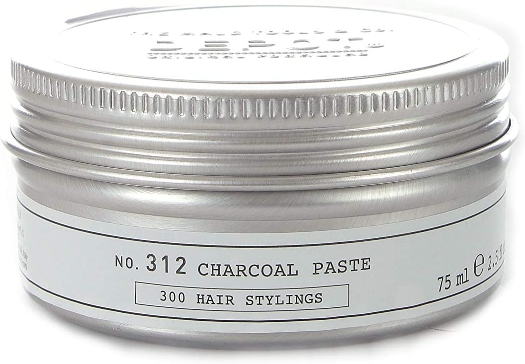 Depot NO. 312 CHARCOAL PASTE 75 ML pasta fissante,CPAC015