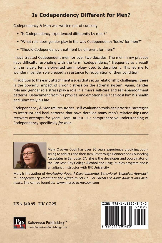 Codependency & Men: Mary Crocker Cook: 9781611701470: Amazon