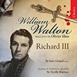 William Walton: Musik aus Laurence Olivier-Filmen - Richard III. / u.a.