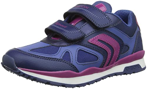 Geox J Pavel Girl A, Zapatillas para Niñas: Amazon.es: Zapatos y complementos