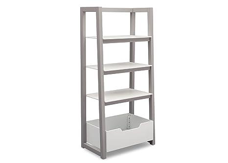 8435aab50f01 Amazon.com  Delta Children Ladder Shelf