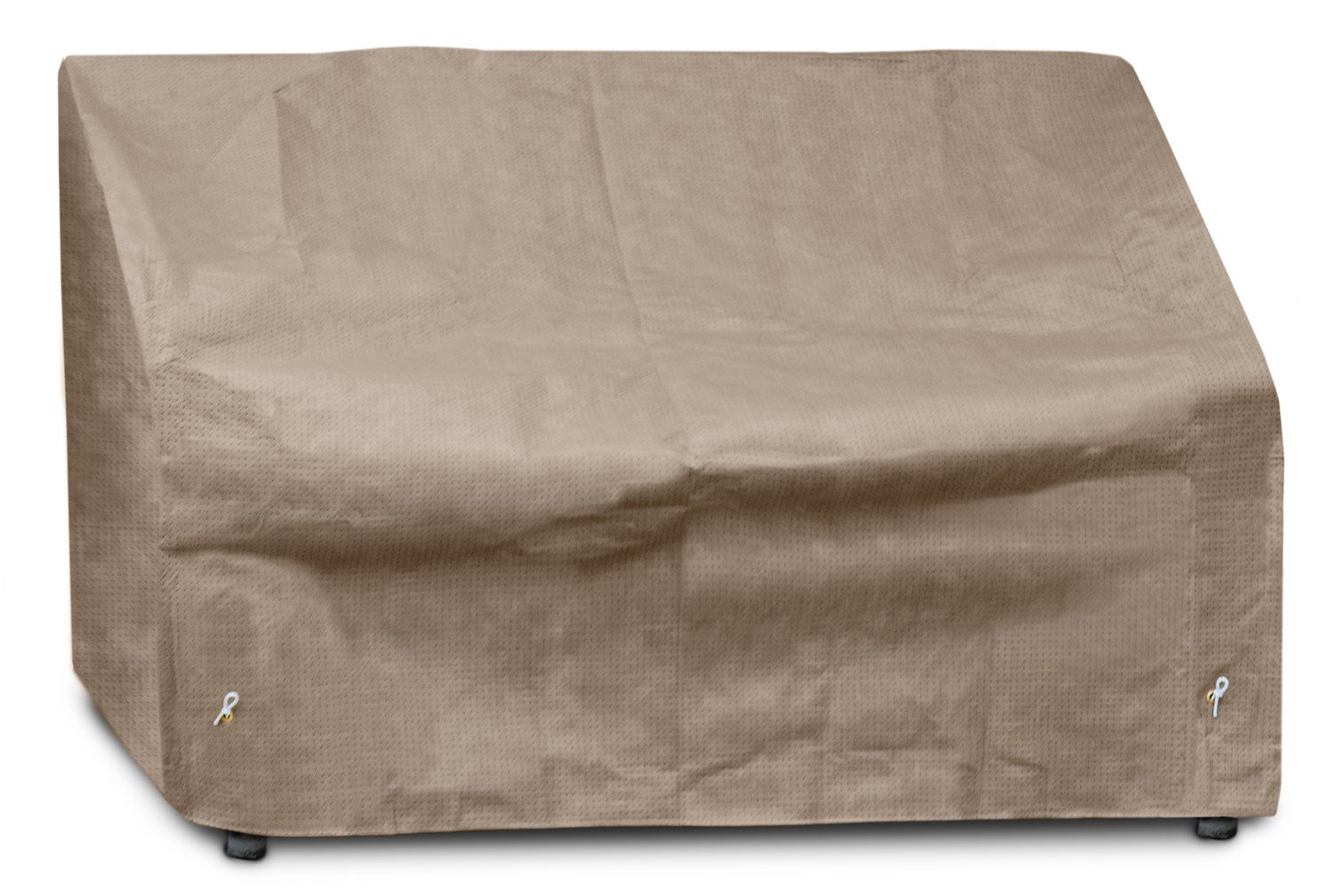 51-Inch Width by 33-Inch Diameter by 33-Inch Height KoverRoos III 39147 Loveseat//Sofa Cover Taupe