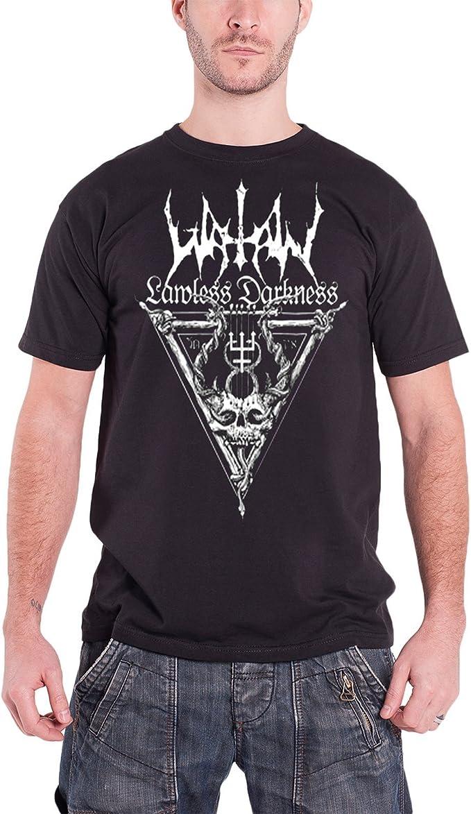"Watain /""lawless darkness triangle/"" t-shirt-nouveau /& officiel!"