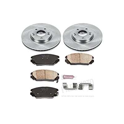Autospecialty (KOE4647) 1-Click OE Replacement Brake Kit: Automotive