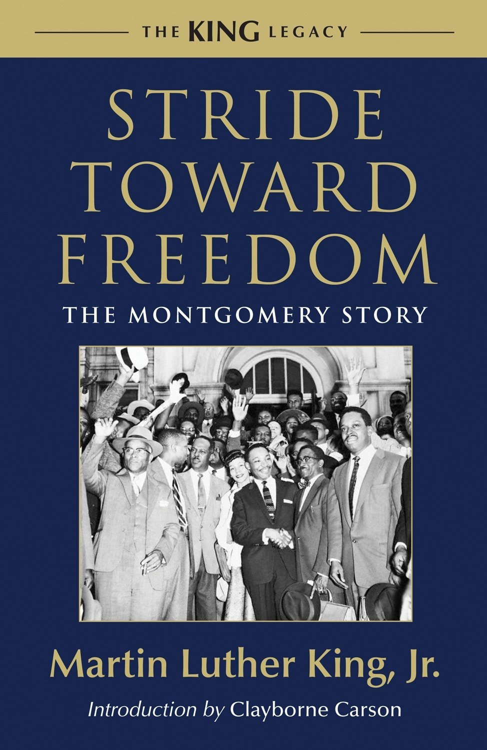Download Stride Toward Freedom: The Montgomery Story (King Legacy) PDF