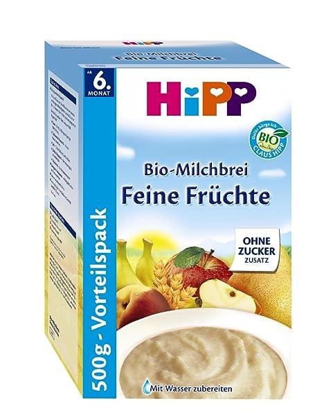 Hipp Organic Milk Cereal Fruta Fina