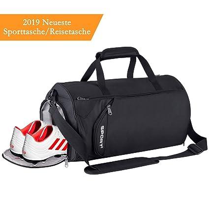 schnell verkaufend amazon neueste Kollektion LC-dolida Sporttasche 35 Liter, Reisetasche mit Schuhfach ...