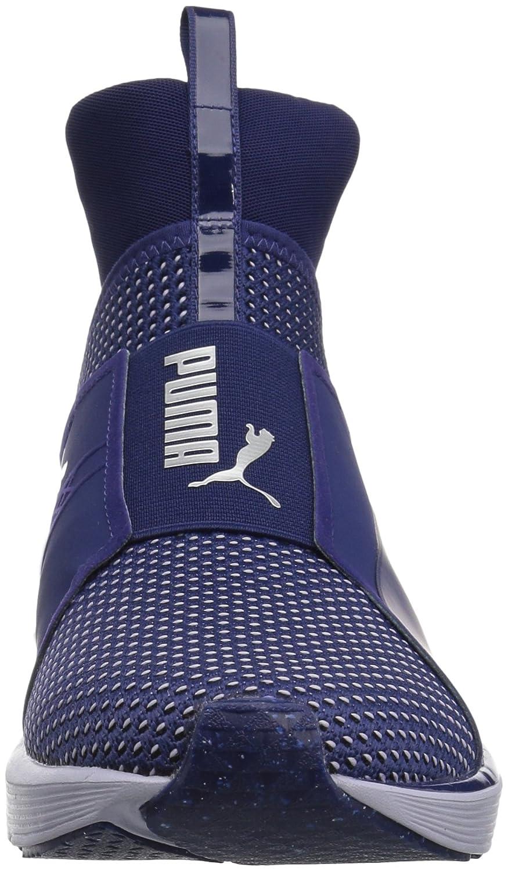 PUMA Women's Fierce Velvet Rope Wn Sneaker B06XWCMSJD 5.5 M US|Blue Depths-icelandic Blue