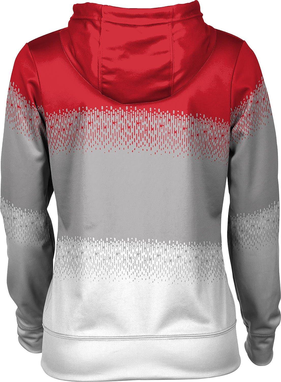 School Spirit Sweatshirt Drip ProSphere Boston University Girls Zipper Hoodie