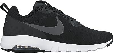 Nike Air Max Motion LW Prem, Chaussures de Running Compétition Homme, Noir (Negro/(Black/Dark Grey/White/Matte Silver) 000), 42 EU
