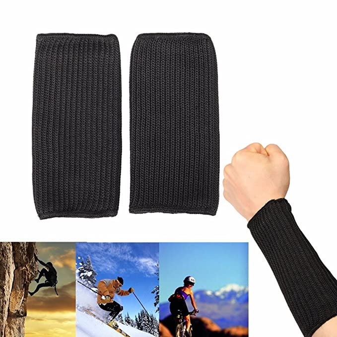 Stainless Steel Wire Safety Sport Anti Cut Sleeve Labor Protection Arm Guard Pro