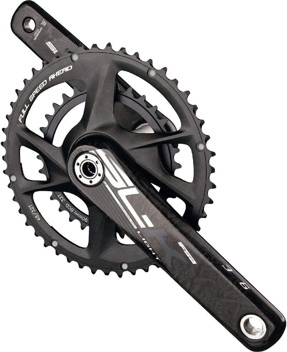 FSA Energy Modular 46//30T 10//11-Speed Road Bike Crankset for BB386EVO Style BB