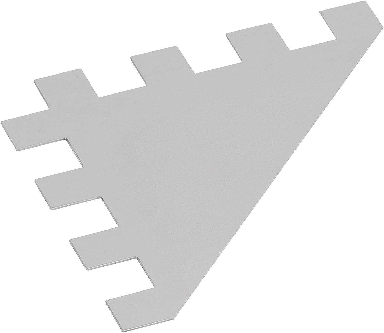 Gummi/überzogener Schlauch-Klammern//P Clips aus Edelstahl