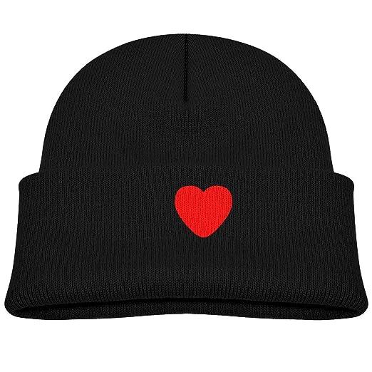 Amazoncom Go Ahead Boy Kids Knitted Beanies Hat I Love Anime